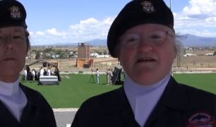 US Taps – Women Veterans of New Mexico 2013 Burial Competition – YouTube
