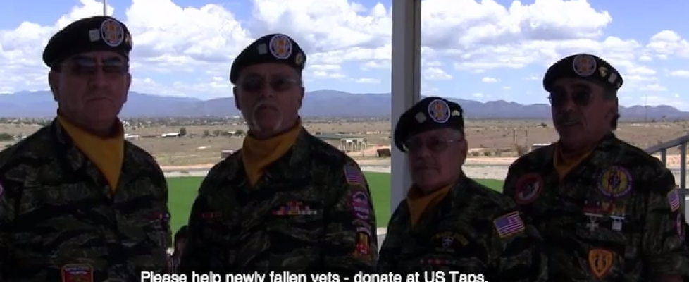 USTaps org Vietnam Veterans of America Chapter 1063 – YouTube